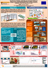 Poster MEGAROB on INDUSTRIAL TECHNOLOGIES 2014