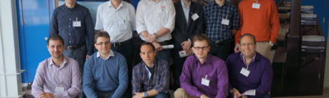 MEGAROB M6 Meeting in Switzerland
